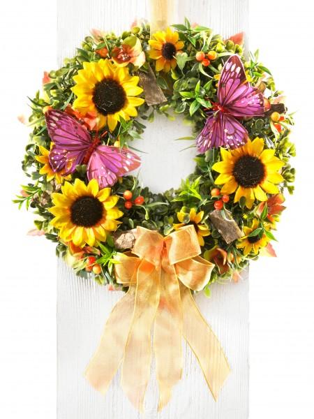 """Kranz """"Sonnenblume"""""""
