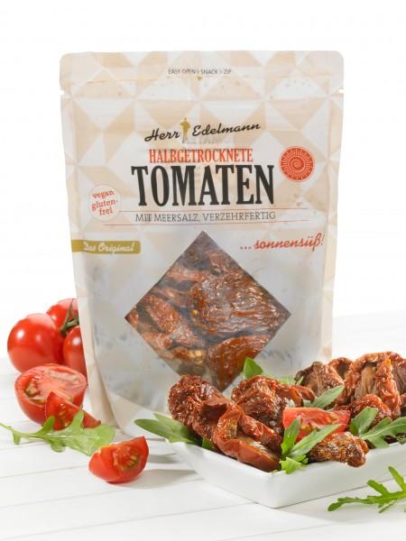 Tomaten, halbgetrocknet
