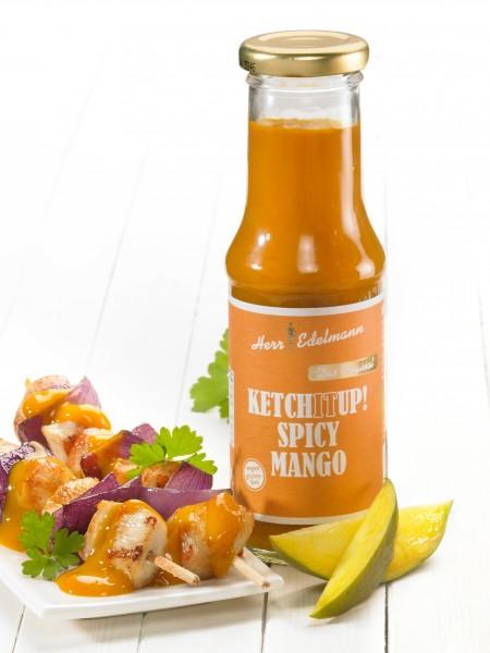 Spice Mango, Bio